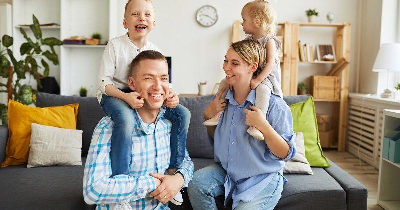 Jak sprawić, by Twój salon był przyjazny dla dzieci?
