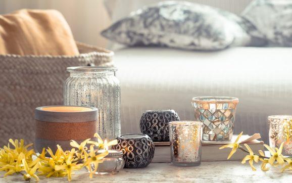 Kominki do wosków – o czym warto pamiętać?