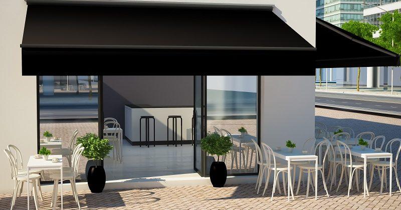 Piękne i praktyczne markizy ogrodowe dla Twojego domu