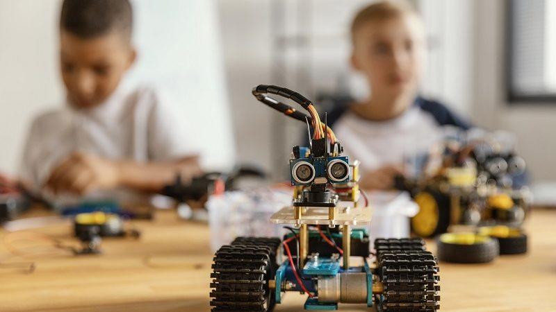JIMU Astrobot – zabawka dla młodych programistów